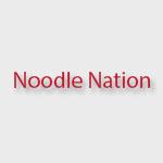 Noodle Nation Menu
