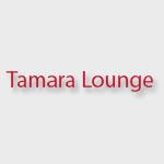 Tamara Lounge Menu