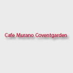 Cafe Murano Coventgarden Drink Menu