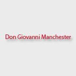 Don Giovanni Manchester Menu
