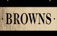 Browns menu