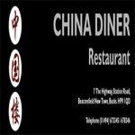China Diner Restaurant menu