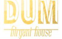 Dum Biryani House menu