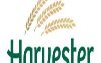 Harvester menu