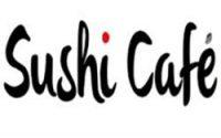 Sushi Cafe menu