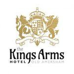 The Kings Arms menu