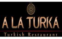 A La Turka menu