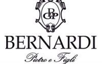 Bernardi's menu