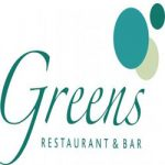 Greens Restaurant menu