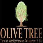 Olive Tree menu