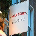 Palm Court Menu