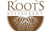 Roots Restaurant menu