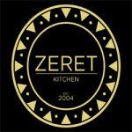 Zeret Kitchen menu
